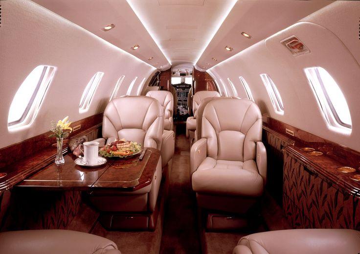 Cessna Citation X interior Cessna Pinterest Jets