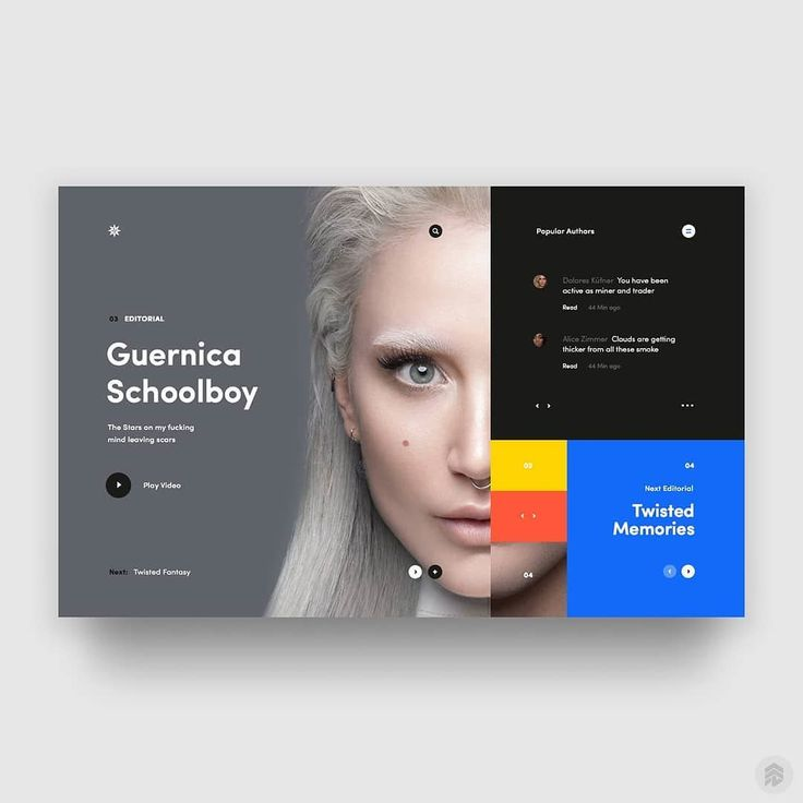 Daily UI/UX & Graphic Design Inspirations. Check : http://ift.tt/2kT1A5D