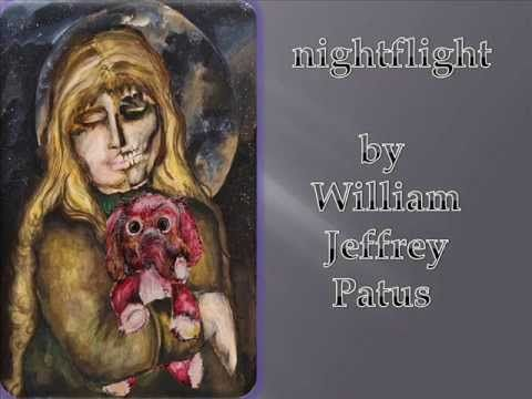 On September 11, 1987, two year old Tiffany Forbes vanished from a day care center in Jamestown, Ohio. Not a single witness saw her go, not a single clue was left behind. The girl's disappearance unleashed a destructive tidal wave that lay waste to an entire city.  NIGHTFLIGHT, by William Jeffrey Patus.   Now available in paperback, hardcover and eBOOK from FRIESEN PRESS ONLINE BOOKSTORE, KOBO, KINDLE, NOOK, DIESEL, iTunes, CHAPTERS and many other outlets.