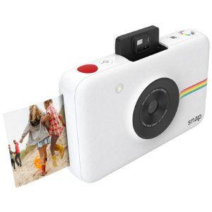Polaroid Snap kompaktkamera (hvit) - Kompaktkamera - Elkjøp