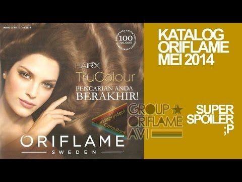Katalog Oriflame Bulan Mei 2014
