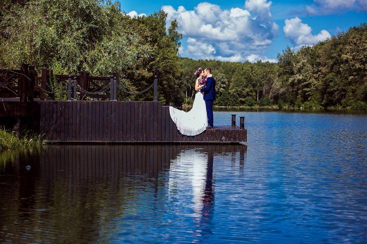 Свадьба Юлии и Юрия. Студия особенных свадеб WHITE 8 919 075 95 73