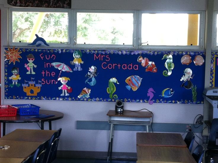 Classroom Decor Under The Sea : Under the sea classroom decor projectos pinterest