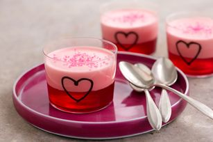 Cupid's Cups Recipe