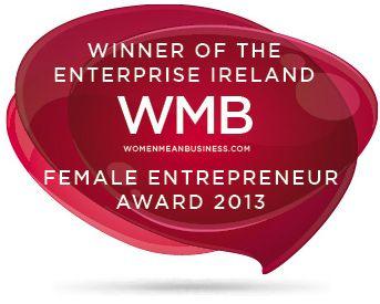 Kira Walton | Enterprise Ireland WMB Female Entrepreneur of the Year 2013
