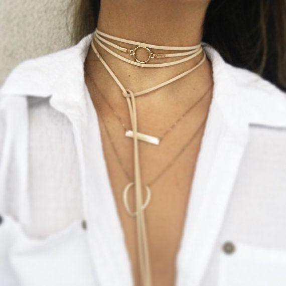 Underwater air ring wrap choker.