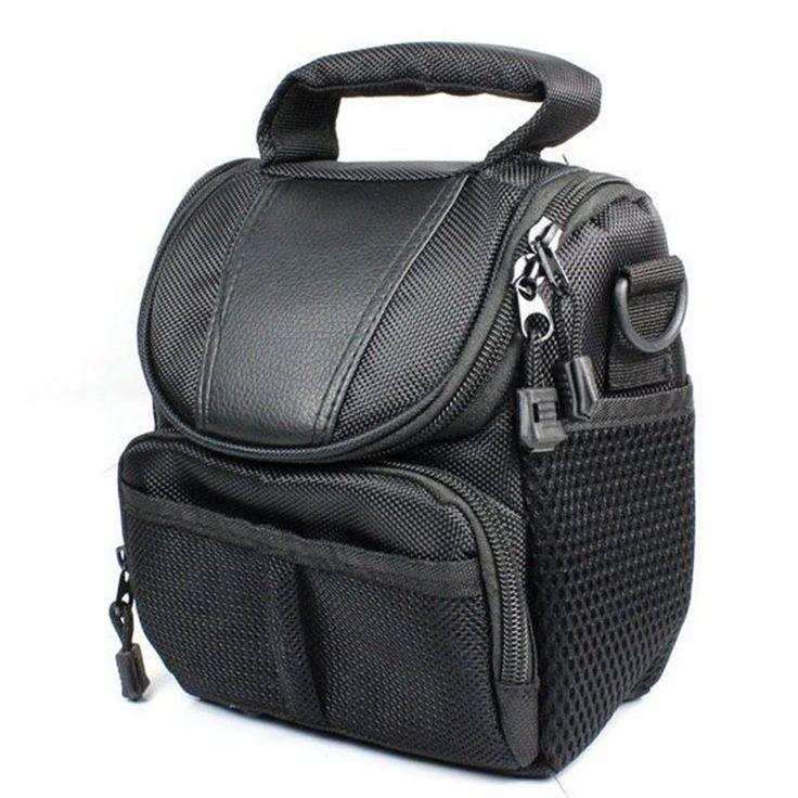 Camera bag factory China Camera Oxford Bag For Nikon Canon camera case storage box