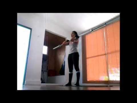 Crossfit basic Club Ayurveda - YouTube