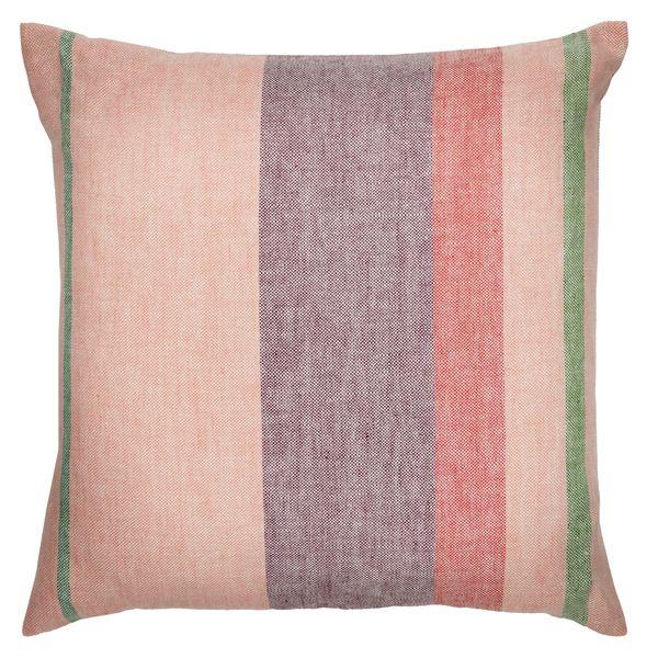 Origo cushion cover 50x50 cm twins, pink, by Iittala.