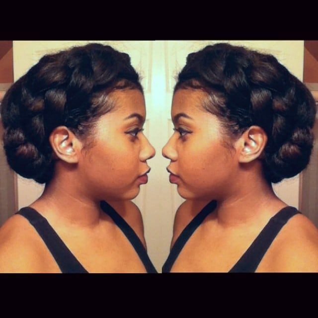 Pin for Later: 35 Protective Styles That Will Save You Hours of Styling Time Secure Side Braid