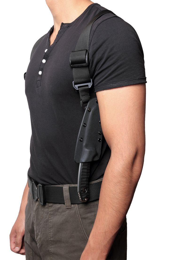 Shoulder Harness - Pohlforce USA - Tactical knives for the world's ELITEPohlforce USA – Tactical knives for the world's ELITE