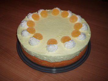 Zitronen-Torte - Rezept