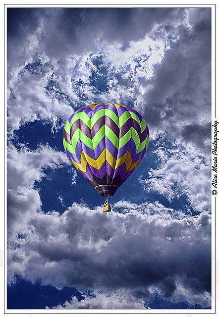 ~Hot Air Balloon