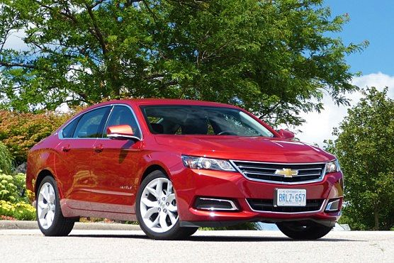 2014 Chevy Impala Review   GM is on a roll, Ontario Chevy Dealer