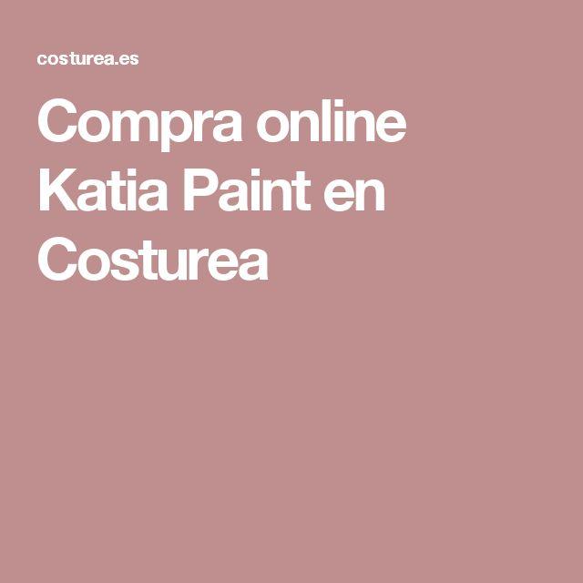 Compra online Katia Paint en Costurea