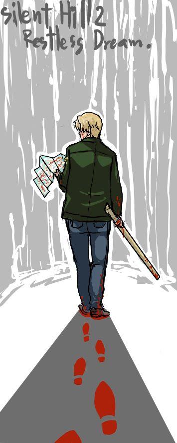 Silent Hill 2 Restless Dream (James Sunderland) by LuCiFelLo