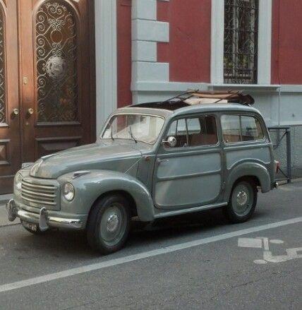 Fiat 500 Belvedere @emiliopaschetto da Instagram