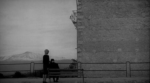 L'avventura (1960), dir. Michelangelo Antonioni