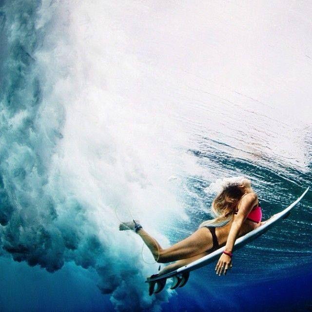Filmmakers celebrate female surfers