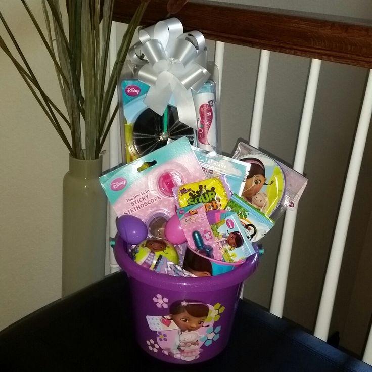 The 25 best pre made easter baskets ideas on pinterest kid doc mcstuffins pre filled easter basket gift disney docmcstuffins girl girls negle Image collections
