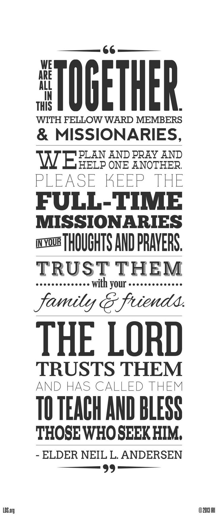 Lds missionary quotes or thoughts quotesgram - Missionaries Daily Quoteslds