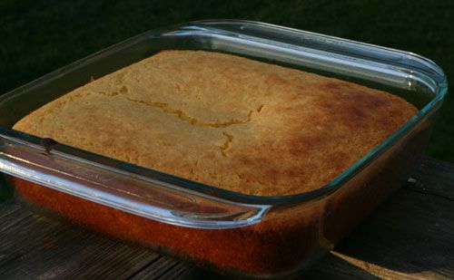 Honey Maple Cornbread -- A sweet Northern version of cornbread. For ...
