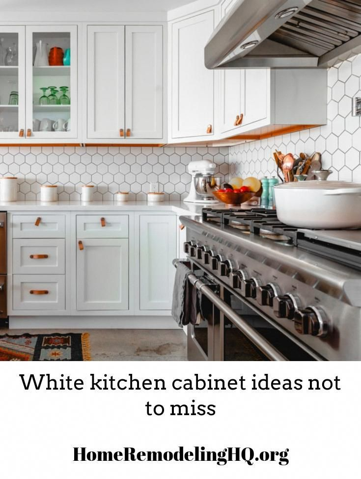 Kitchen Remodels With White Cabinets Kitchen Remodel White