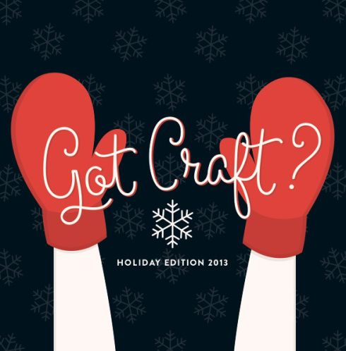 The 4th annual Got Craft? lookbook is now available for you to view! If you love handmade, shopping local, and hands-on workshops; you won't want to miss this! For more info: http://gotcraft.com