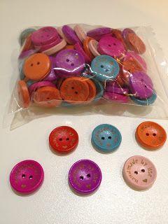 gepersonaliseerde knopen Buttons!!!