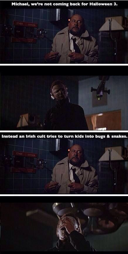 Michael Myers frome halloween 2 adam gann so good actor