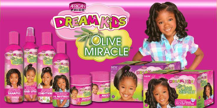 Productos para pelo niños y cuero cabelludo sensible Dream Kids