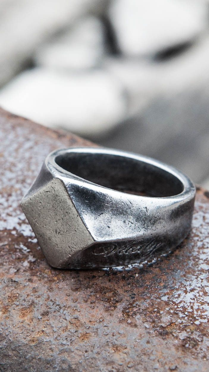 Love this stylish ring from Vitaly!