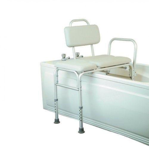 Bath Transfer Bench - padded