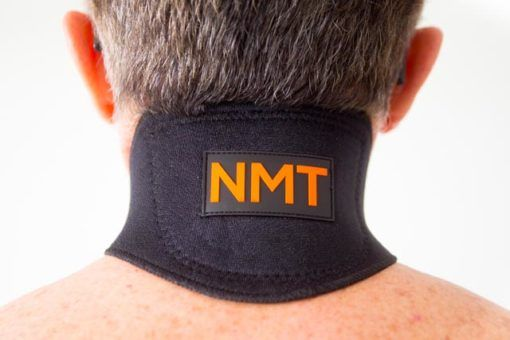 #Neck #Pain, #Headache Relief ~ #PhysicalTherapy ~ #Tourmaline Remedy for Stiff Neck Cervical Collar, Adjustable New Natural Healing Device for #Men & #Women.#NMT #NeoMedinaTech
