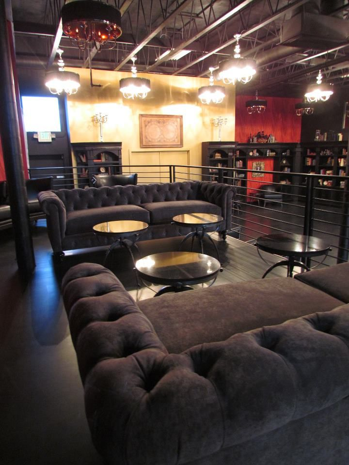 Night Club In Seattle Was The Project Manager And Part Of Design Team
