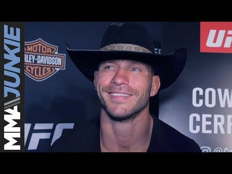 MMA Donald Cerrone looking forward to 'Fight of the Decade' with Robbie Lawler at UFC 214