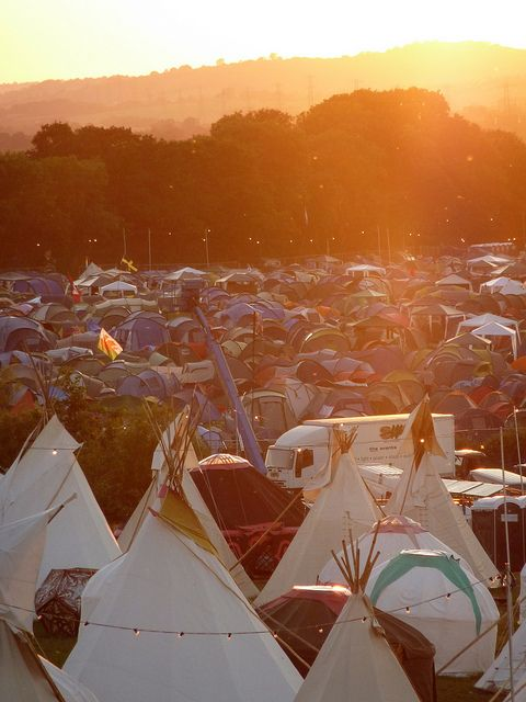 festival camping is the best way to camp