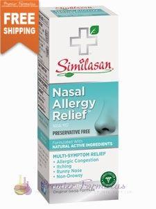 Nasal Allergy Relief 20 ml