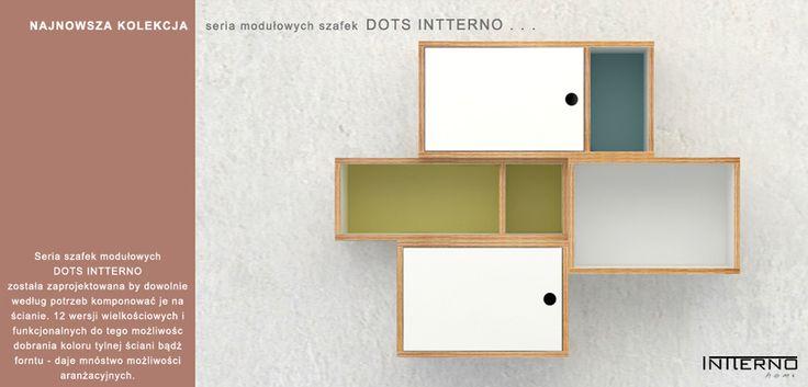 szafka ze sklejki Intterno plywood furniture  #Intterno #plywoodshelve
