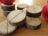 Tree Branch Place Card Holders by The Pettis Collection - eclectic - tabletop - Etsy