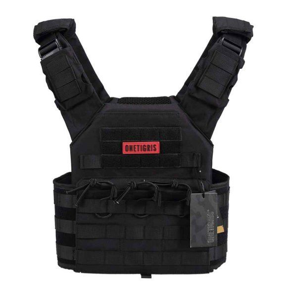 OneTigris Tactical JPC Plate Carrier, Plate Carrier, Police & Military & Airsoft MOLLE Vest for Sale onetigris.com