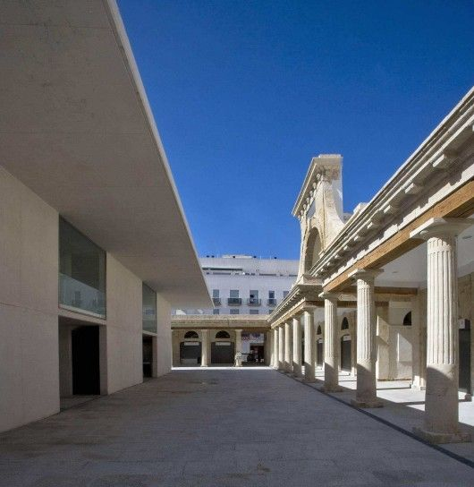 Cadiz Central Market, Rehabilitation and Extension / Carlos de Riaño Lozano