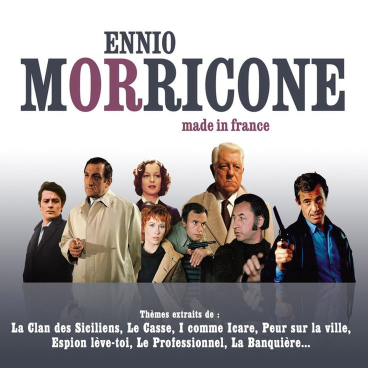 Chi Maï by Ennio Morricone - Made In France
