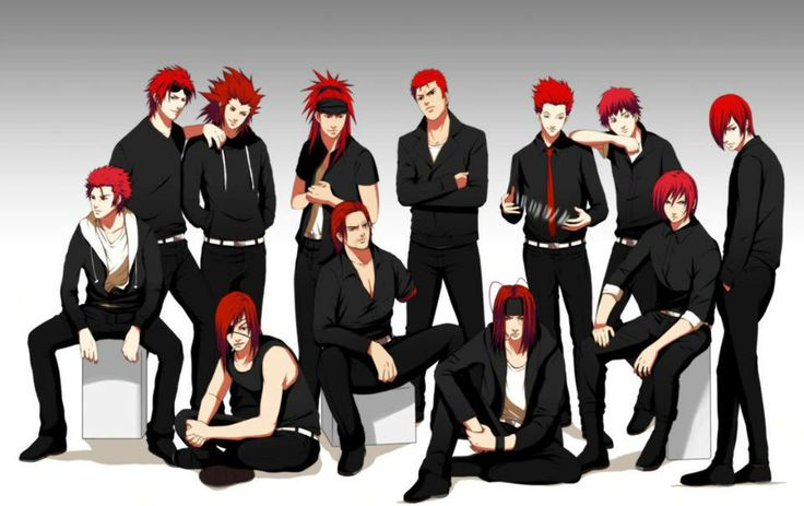 k project burning series