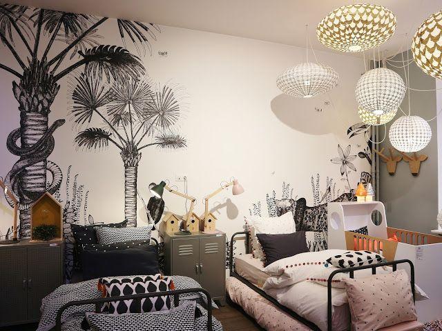Boutique appartement AM.PM / Paris /Photos Atelier rue verte /