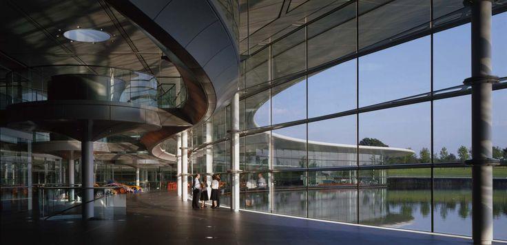McLaren Technology Centre - Woking, UK