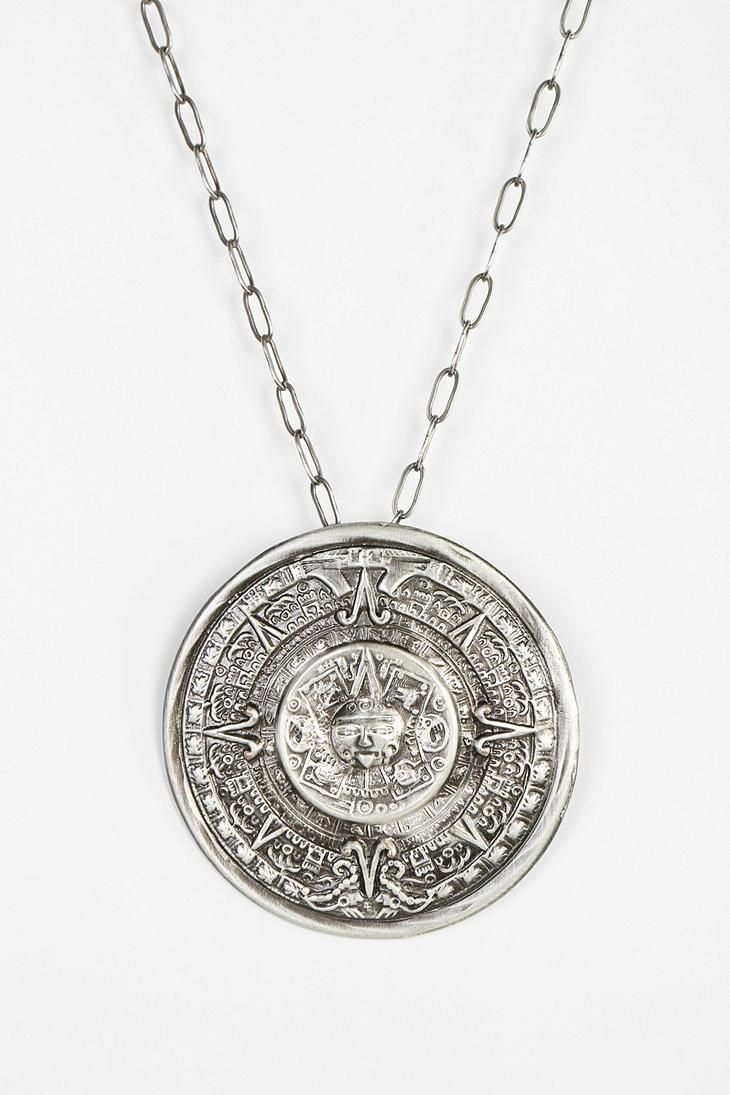 Adorn By Sara Lewis Amulet Necklace #urbanoutfitters