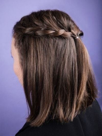 Hairstyles To Do Yourself For Medium Long Hair Make Cool