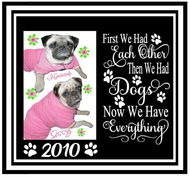 Dog frame - dog lover gift - personalized dog picture frame - dog picture frame - dog photo frame - picture frame for dogs - pet quote by TouchesofCreations on Etsy