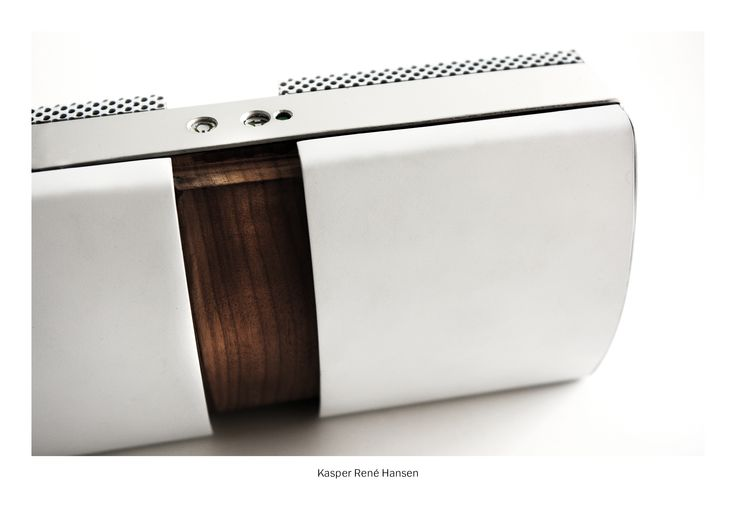 AIRPLAY Speakers. A collaboration between B&O Play and Design School Kolding. Foto: Diana Lovring